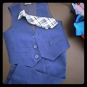 dress suit set for toddler as 18mo